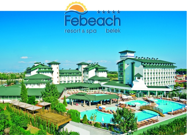 Febeach Resort & Spa Belek